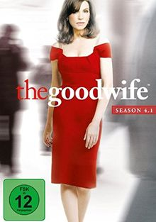 The Good Wife - Season 4.1 [3 DVDs] de Michael Zinberg, Rosemary Rodriguez | DVD | état très bon