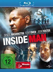 Inside Man [Blu-ray] von Lee, Spike | DVD | Zustand sehr gut