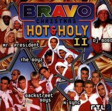 Bravo Christmas Hot & Holy von Various