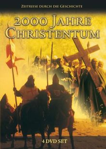 2000 Jahre Christentum, Teil 1 & 2 (4 DVDs, Vanilla Version) von Günther Klein | DVD | Zustand gut
