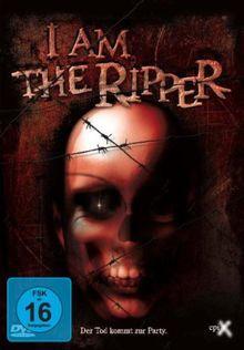 I Am the Ripper de Eric Anderson   DVD   état très bon