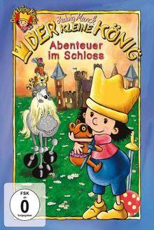 Der kleine König - Abenteuer im Schloss   DVD   état acceptable