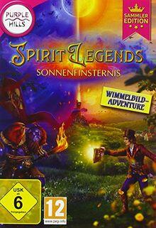 Spirit Legends - Sonnenfinsternis - Sammleredition