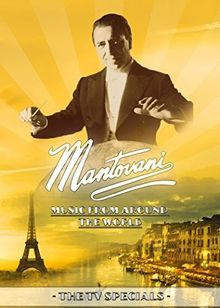 Mantovani's Music From Around The World - The Mantovani TV Specials [DVD] [UK Import]