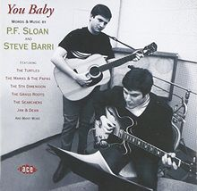 You Baby-Words and Music By P.F.Sloan and Steve B