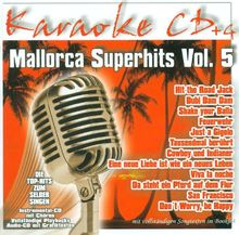 Karaoke Mallorca Hits Vol.5