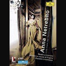 Anna Netrebko - Live aus Salzburg [4 DVDs]