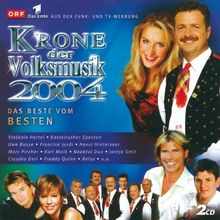 Die Krone Der Volksmusik 2004