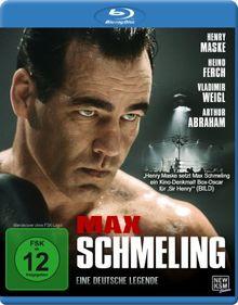 Max Schmeling - Eine deutsche Legende [Blu-ray]