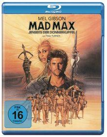 Mad Max 3 - Jenseits der Donnerkuppel [Blu-ray]