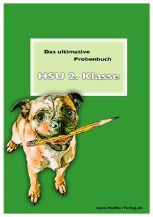 Das Ultimative Probenbuch Hsu 2 Klasse Von Miriam Reichel