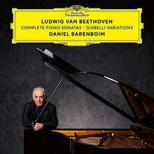 Complete Piano Sonatas - Diabelli Variations