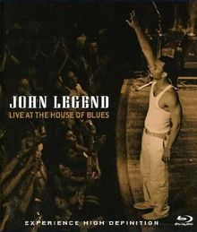 John Legend - Live at the House of Blues [Blu-ray]
