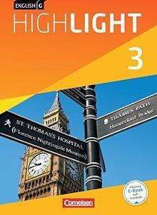 English G Highlight - Hauptschule: Band 3: 7. Schuljahr - Schülerbuch: Kartoniert