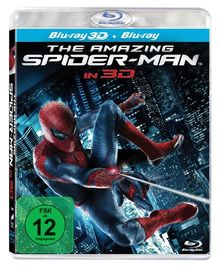 The Amazing Spider-Man (+ Blu-ray) [Blu-ray 3D]