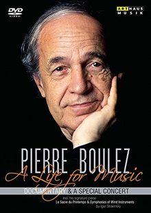 Pierre Boulez - A Life for music [2 DVDs]