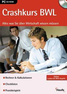 Crashkurs BWL