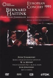 Die Berliner Philharmoniker - Europakonzert 1993, London