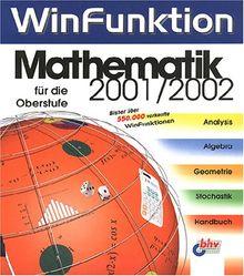 WinFunktion Mathematik 2001/2002 - Oberstufe