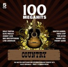 100 Megahits Country