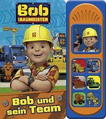 Bob der Baumeister, Bob und ein Team,7-Button-Soundbuch