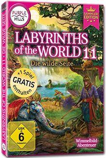 Labyrinths of the World 11 - Die Wilde Seite - Sammleredition [