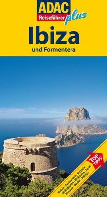 ADAC Reiseführer plus Ibiza/Formentera: Mit extra Karte zum Herausnehmen
