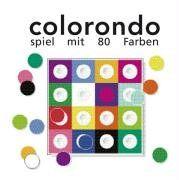 Colorondo. 5 Farbtafeln: Spiel mit 80 Farben