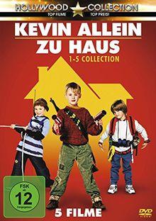Kevin allein zu Haus - 1-5 Collection [5 DVDs]