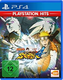Naruto Shippuden - Ultimate Ninja Storm 4 - PlayStation Hits - [PlayStation 4]