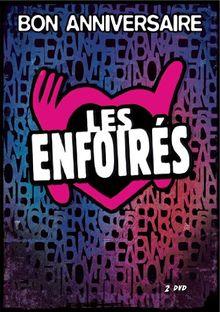 Bon Anniversaire Les Enfoires [DVD] [Import]