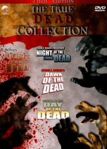 George A. Romeros The True Dead Collection [4 DVDs]