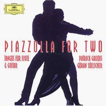 Piazzolla For Two (Tangos für Flöte und Gitarre)