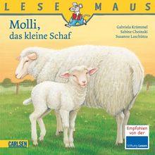 LESEMAUS, Band 98: Molli, das kleine Schaf