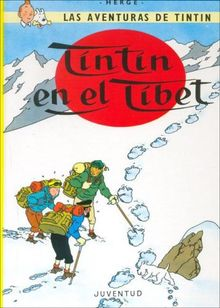 Tintin en el Tibet (LAS AVENTURAS DE TINTIN CARTONE)