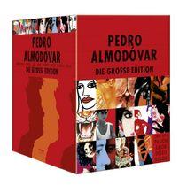 Pedro Almodóvar: Die große Edition [16 DVDs]