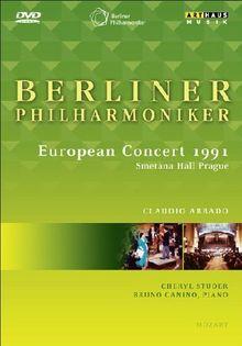 Die Berliner Philharmoniker - Europakonzert 1991, Prag