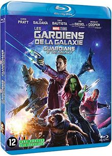 Les gardiens de la galaxie [Blu-ray] [FR Import]