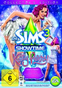 Die Sims 3 Showtime (Add-On) Katy Perry Collector's Edition