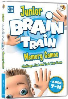 Junior Brain Train Memory Games (PC)