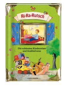 RiRaRutsch: Die schönsten Kinderreime und Krabbelverse