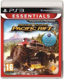 Motorstorm: Pacific Rift Essentials FR PS3