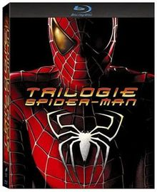 Coffret trilogie spider-man [Blu-ray] [FR Import]
