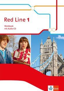Red Line / Workbook mit Audio-CD: Ausgabe 2014