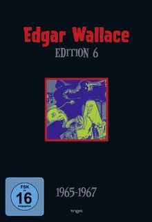 Edgar Wallace Edition 06 [4 DVDs]