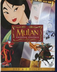 Mulan (special edition) [2 DVDs] [IT Import]