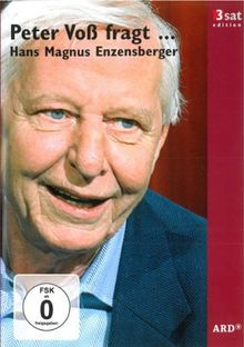 Peter Voß fragt... Hans Magnus Enzensberger (3sat Edition)
