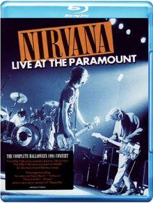 Nirvana - Live at the Paramount [Blu-ray]