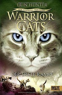 Warrior Cats - Der Ursprung der Clans. Der erste Kampf: V, Band 3