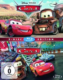 Cars 1 / Cars 2 [Blu-ray]